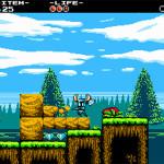 Shovel Knight Screenshot backgound