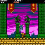 Shovel Knight Screenshot Fighting