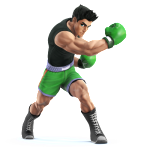 super smash bros character little mac