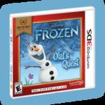 frozen olafs quest