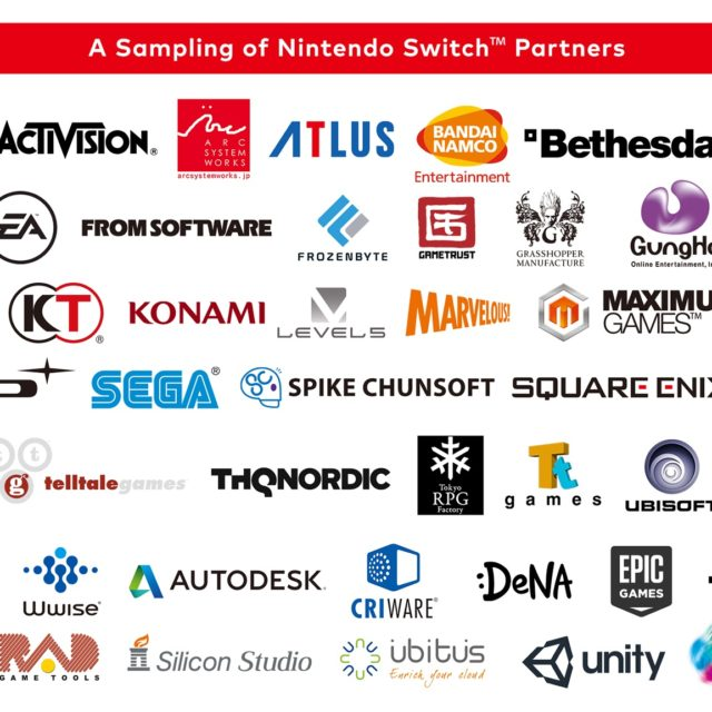 nintendo switch info-graphic