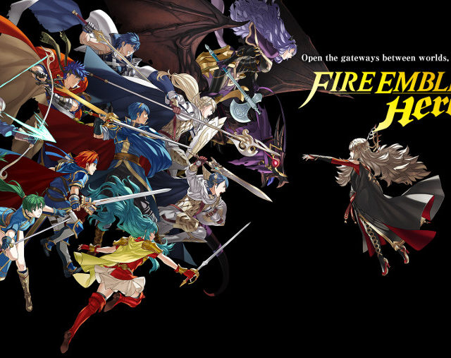 Fire Emblem Heroes Big Background