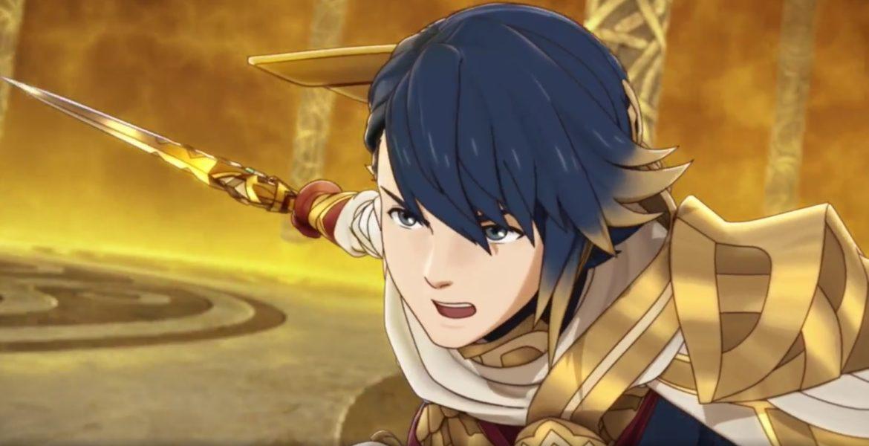 Fire Emblem Screenshot