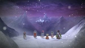 I am Setsuna - Nintendo Switch Screenshot