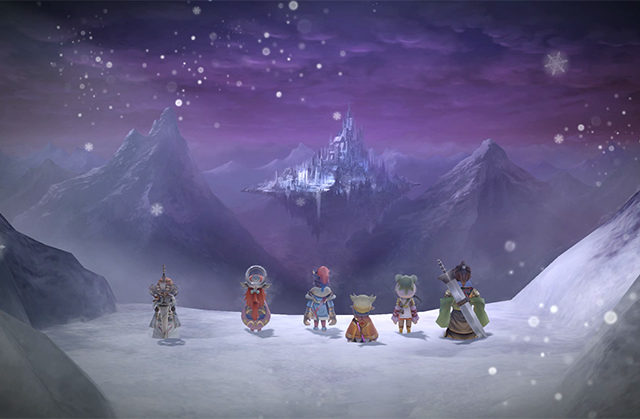 I am Setsuna - Nintendo Switch Screenshot
