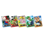amiibo cards mario sports superstars