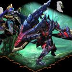 monster hunter background