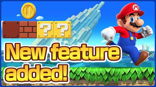 update for Super Mario Run