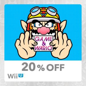 Game & Wario Wii U