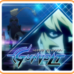 Azure Striker Gunvolt The Anime - Nintendo 3DS eShop Icon