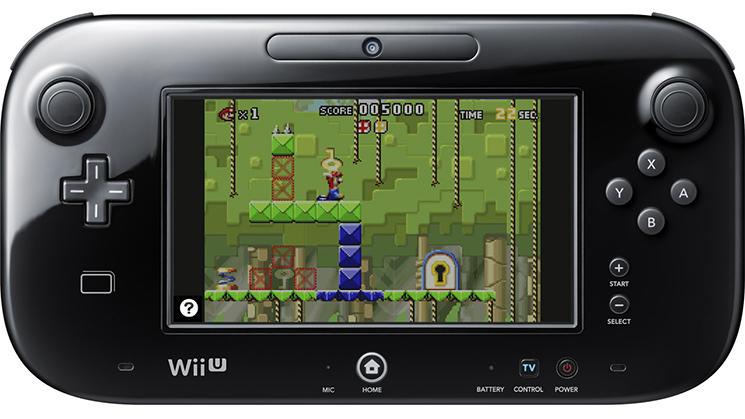 Mario Vs Donkey Kong Wii U Screenshot #1