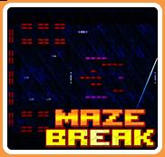 Maze Break - Nintendo eShop Icon Wii U