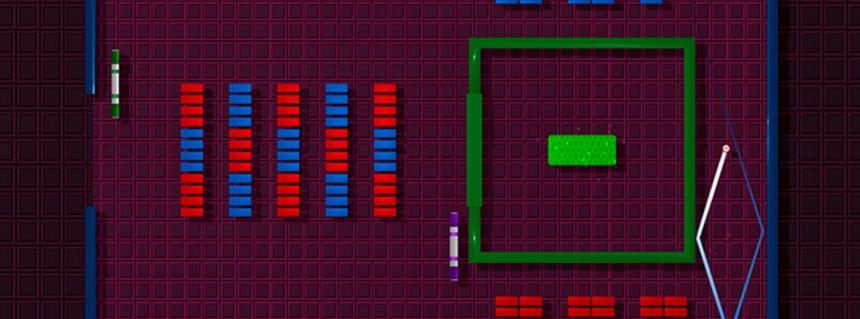 Maze Break Wii U Background