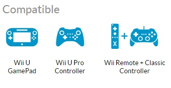 Maze Break Wii U Compatible Controllers