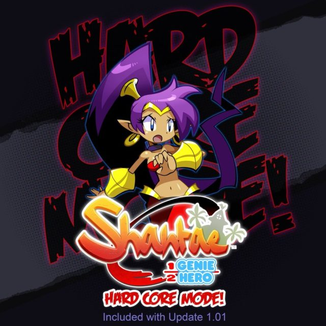 Shantae 1/2 Genie Hero Updated to Version 1.01
