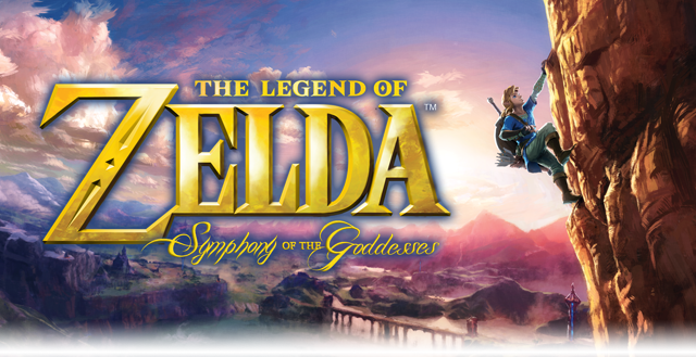The Legend of Zelda Symphony of the Goddesses Tour 2017