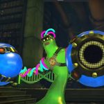 New ARMs Fighter HELIX Before Fight