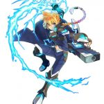 Gunvolt coming to Baster Master Zero DLC Character