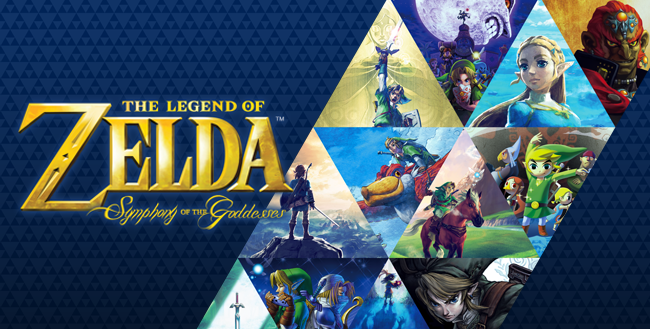 New Cities Added to The Legend of Zelda Symphony of the Goddesses 2017