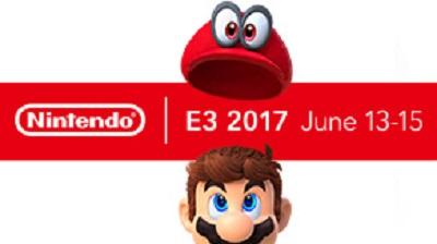 Nintendo E3 2017 Main Banner Ad