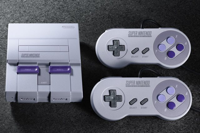 Super Nintendo Classic Edition US Version