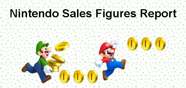 Nintendo Sales Figures Report Banner