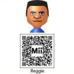Reggie QR Code