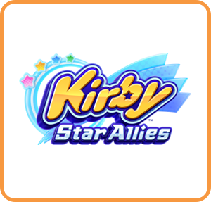 Kirby Star Allies Box Art