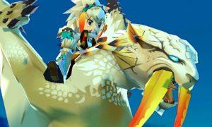 Screenshot of Dragon