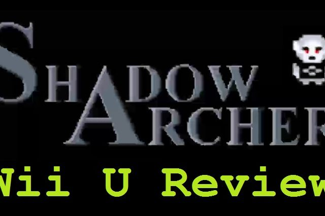 Shadow Archer Wii U Review