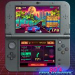 80's OVERDRIVE on the Nintendo 3DS - Screenshot traffic