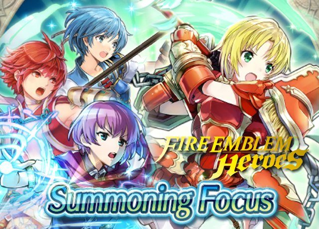 Fire Emblem Heroes Voting Gauntlet