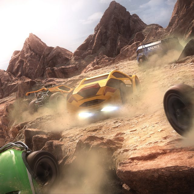 Mantis Burn Racing Screenshot 2