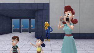 Octodad Nintendo Switch Screenshot