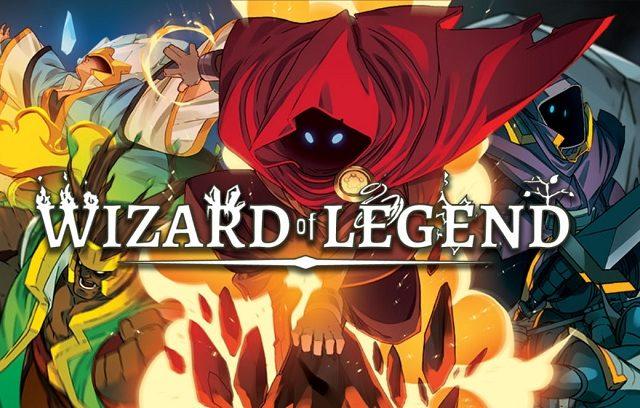 Wizard of Legend Nintendo Switch