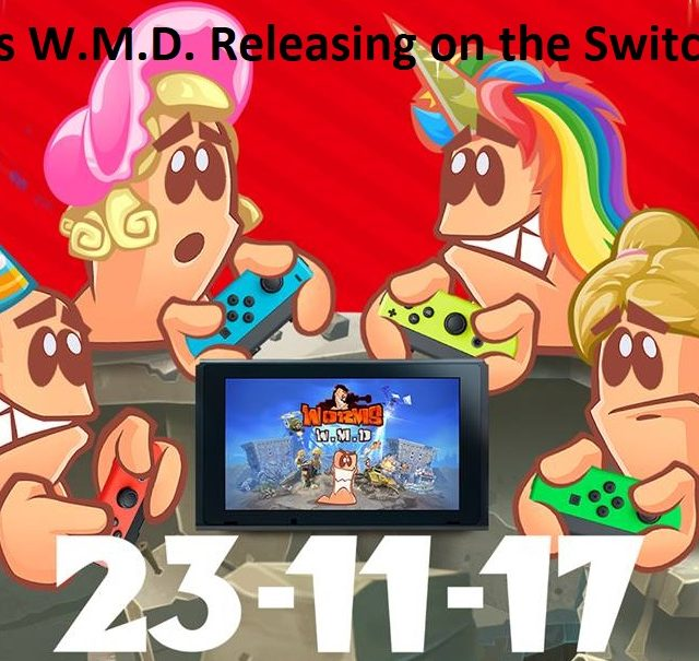 Worms W.M.D. Nintendo Switch
