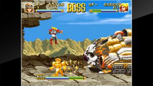 ACA NEOGEO TOP HUNTER RODDY & CATHY - Screenshot 1