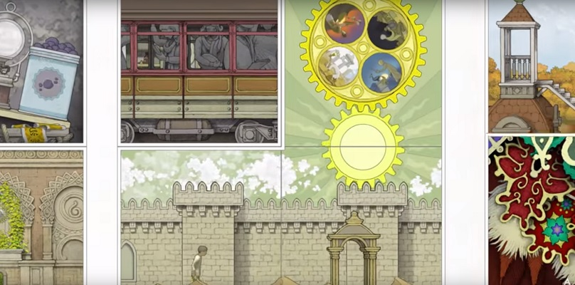 Gorogoa Announced for Nintendo Switch
