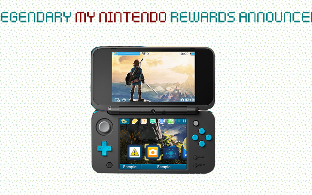 New My Nintendo Rewards
