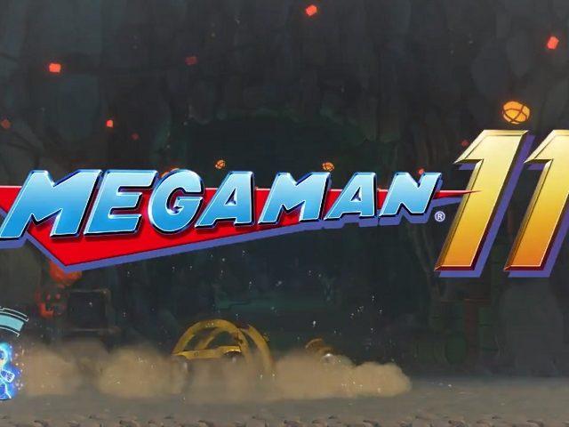 Mega Man 11 announced