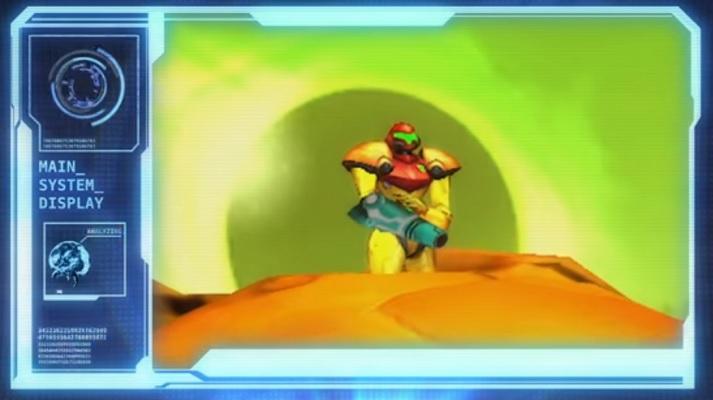 Metroid 3DS SR388