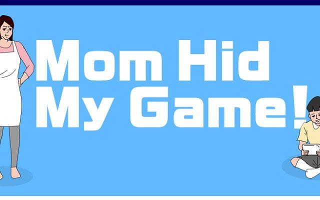 Mom Hid My Game! Nintendo Switch trailer