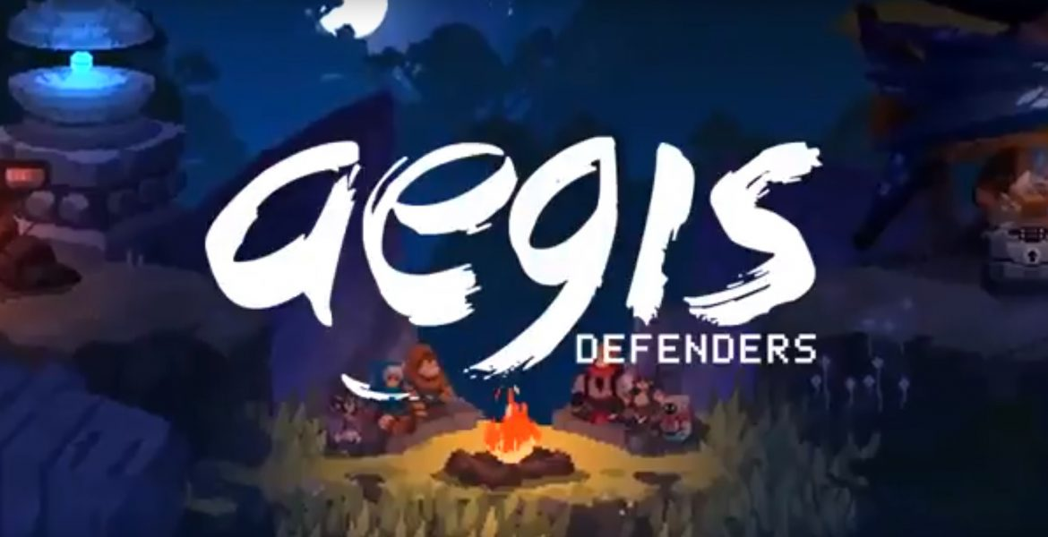 Aegis Defenders is coming to Switch