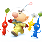 olimar from pikmin