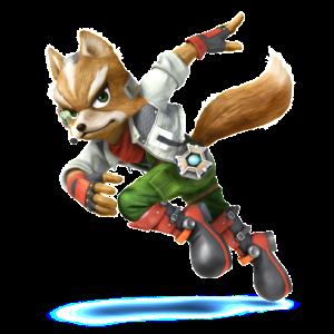 star fox fox mccloud