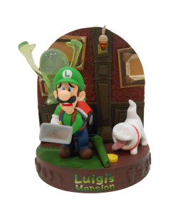 luigi mansion club nintendo award