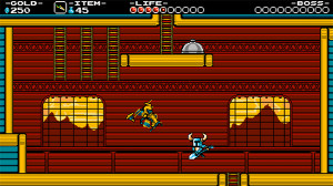 Shovel Knight Wii U Screenshot