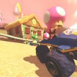 candy raceway Mario Kart 8