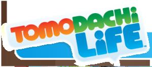 TomoDacHi Life Logo 3DS