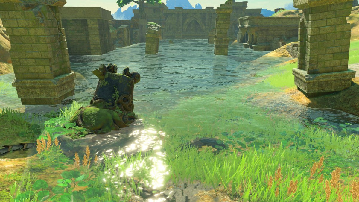 Zelda: Breath of the Wild Hard Mode will come with its own